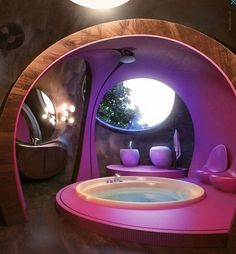 A Wonderful Selection Of Extraordinary Bathtub Designs 11