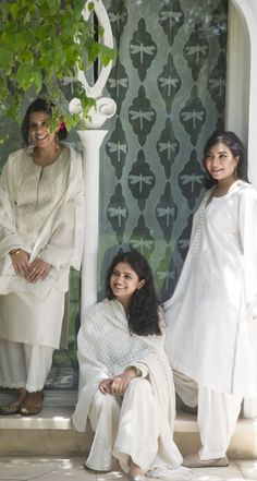 MOGRA Summer swooning with layers and layers… whites, jasmine and roses… #SustainStyle. Mogra is available at Goodearth Khan Market & Select City Walk in Delhi and Raghuvanshi Mills in Bombay. #SustainableLuxury #Mogra
