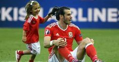 Euro 2016: Adorable pics of Gareth Bale & daughter melt hearts across the world