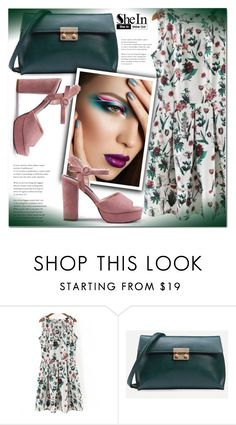 """""""Shein 3"""" by cherry-bh ❤ liked on Polyvore featuring shein"""