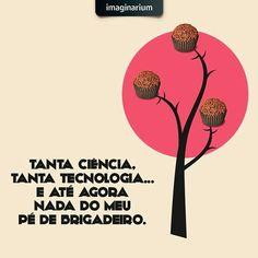 Botânicos do mundo, uni-vos por esta causa nobre!❤️ #brigadeiro #bomdia #fundecarteirinha