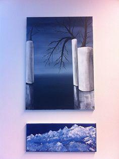 #Malerei von #Stenor