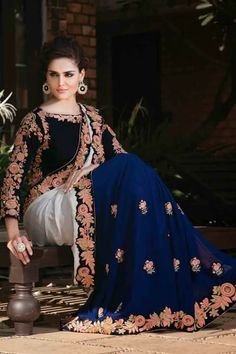 # designer # sarees @ http://zohraa.com/esha-gupta-saree-off-white- and-blue-jute-and-velvet-saree.html # celebrity # zohraa # onlineshop # womensfashion # womenswear # bollywood #look # diva # party # shopping # online # beautiful # beauty #glam # shoppingonline # styles # stylish # model # fashionista # women # lifestyle #fashion # original # products # saynotoreplicas