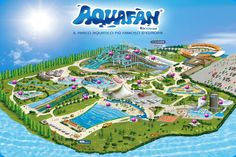 Need to keep the kids entertained during your vacation in Italy but the beach is to far? Then here are three exciting water parks in Italy to go to! Italy Vacation, Italy Travel, Italy Holidays, Italy Tours, Road Trip Usa, Tandem, Places To Visit, Boat, Ocean
