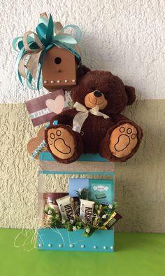 Valentine Decorations, Valentine Crafts, Valentine Day Gifts, Valentines Gifts For Boyfriend, Boyfriend Gifts, Cute Gifts, Diy Gifts, Candy Bar Bouquet, Fun Crafts