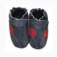 Amour de ballon - ballon rouge - slippers - soft shoes