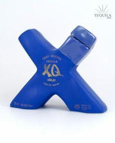 XQ Tequila Gran Reserva Anejo #tequilatuesday #packaging PD