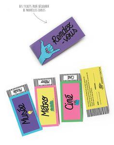 20 Creative Ticket Designs That Make Great Mementos