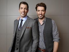 Now: Dressed to Impress - The Scott Brothers: Then and Now on HGTV