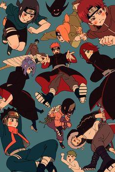 Naruto - Who is the strongest Akatsuki Member? Who is the weakest among the Akatsuki member? Ever wonder about that? Here is your answer to that: Naruto Shippuden Sasuke, Naruto Kakashi, Anime Naruto, Naruto Akatsuki Funny, Sasori And Deidara, Naruto Shippudden, Naruto Cute, Naruto Gaiden, Gaara