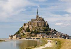 Mont Saint-Michel  by Paul Indigo on 500px