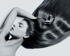Do you want good hair? - beauty and hairs Hair Upstyles, Look Retro, Beautiful Long Hair, Amazing Hair, Hair Laid, Dream Hair, Hair Photo, Shiny Hair, Big Hair