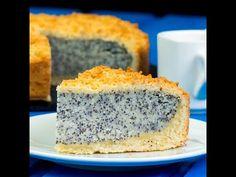Minden nap élvezném ezt a desszertet – túrós-mákos német sütemény. Próbáld ki!| Ízletes TV - YouTube