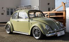 1972 VOLKSWAGEN BEETLE 1300 1962 Conversion For Sale in Seaham, County Durham | Preloved