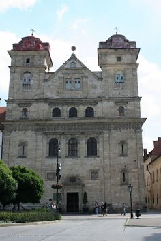 Jezuit Kosice, The most valuable Baroque object of Košice, Slovakia, especially notable for its interior. Beautiful Places In The World, Beautiful Homes, New Buffalo Michigan, Central Europe, Bratislava, Kirchen, Czech Republic, Prague, Architecture