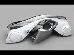 Carros do Futuro: Top 10 carros futuristas