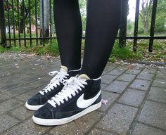 LOOK DE SHOES Nike Blazer