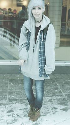 Slouchy alternative winter.