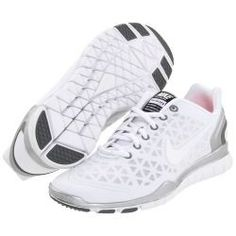 Simple Nike Frees Shoes are a must have for every active girl's wardrobe.--$21