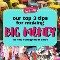 97cfd4e3b1033d Top 3 Tagging Tips for Making Big Money at Kids Consignment Sales -  consignmentmommie.