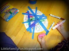 Little Family Fun: 10 Paper Egg Crafts