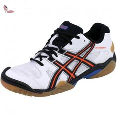 asics gel patriot homme rouge
