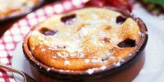 Clafoutis aux prunes, facile et pas cher : recette sur Cuisine Actuelle