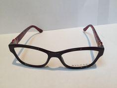Luxury Shades and Frame: New Unisex BVLGARI (4050) Glasses - Retail $285