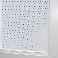 White Hole Window Film 50(w)x3ft(l) by Buydecorativefilm, http://www.amazon.com/dp/B00CTSA6EG/ref=cm_sw_r_pi_dp_eJ5Prb16QC443