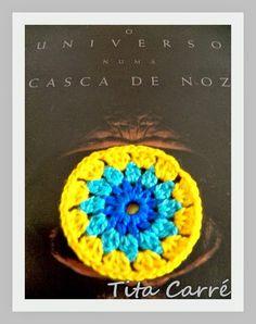 O universo numa casca de noz com crochet