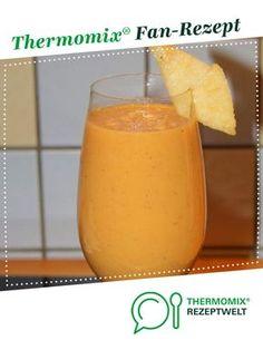 Vitaminbombe (Multi Frucht Smoothie) von Pony-Glück. Ein Thermomix ® Rezept aus der Kategorie Getränke auf www.rezeptwelt.de, der Thermomix ® Community.