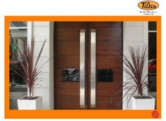 Interior Doors Main Door Design Wood Front Doors And Main Door On Home Door Design, Main Door Design, Front Door Design, Entrance Design, Double Front Doors, Wood Front Doors, The Doors, Front Entry, Garage Doors