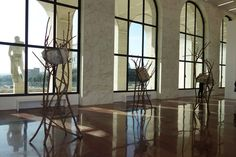 "©AmbraPatarini  https://flic.kr/p/RAAhLr   Giuseppe Penone_MATRICE   ""Foglie di Pietra"" 2013, bronzo e pietra antica scolpita, dimensioni variabili, courtesy of Gagosian Gallery  www.fendi.com/it/fendi-life/Matrice-Giuseppe-Penone"