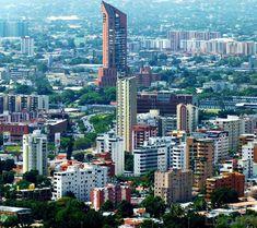 Maracay City. Venezuela.