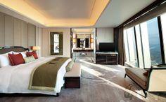 The St. Regis Shenzhen—Presidential Suite - Bedroom by St. Regis Hotels and Resorts, via Flickr