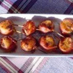 Red Lobster Bacon Wrapped Sea Scallops Recipe - ZipList