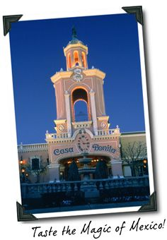CASA BONITA - Taste the Magic of Mexico - mouth-watering mexican food, daring cliff divers, strolling musicians, old-time portrait studio, amusement arcade