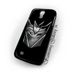 Transformers Decepticons Logo Samsung Galaxy s4 i9500 case US $16.89