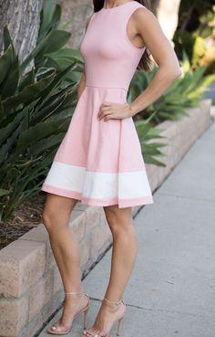 Petite Fashion, Petite Style, Bloomingdale's, Aqua Dress, Mixed Lace Dress…