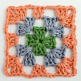 Granny Square Crochet Pattern, Crochet Blanket Patterns, How To Start Knitting, Learn To Crochet, Crochet Summer Tops, Crochet Wool, Lily, Blog, Search