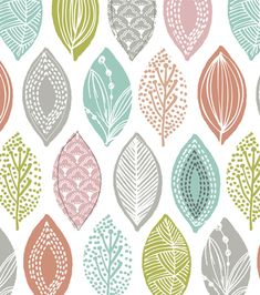 Great pattern inspiration for designs. Nice color palette, too, with the grey and pastels.