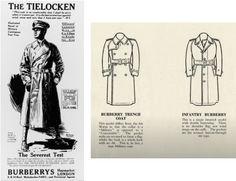 Burberry Trench Coat History