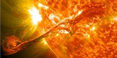 Comment une monstrueuse éruption solaire a failli précipiter la Terre dans le chaos