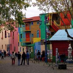 Boca in Argentina