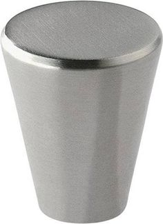Siro Designs 44-2 Knob, Fine Brushed Stainless Steel from $4.70
