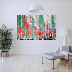 Sold artworks Archives - Ivana Olbricht Dancing In The Rain, Artworks, Tapestry, Abstract, Modern, Hanging Tapestry, Summary, Tapestries, Trendy Tree