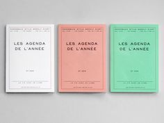 Love these gorgeous notebooks from Present and Correct