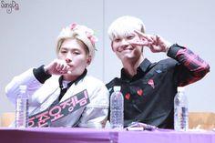 Hojoon & Sangdo ♥   Topp Dogg