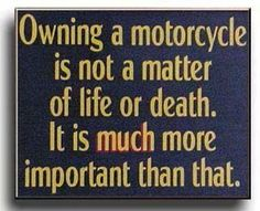 Discover and share Quotes About Riding A Harley. Explore our collection of motivational and famous quotes by authors you know and love. Bike Quotes, Motorcycle Quotes, Motorcycle Tips, Motorcycle Posters, Motorcycle Travel, Motorcycle Clubs, Motorcycle Garage, Bobber, Jdm