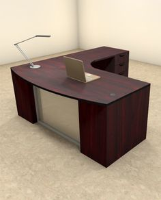L Shaped Modern Contemporary Executive Office Desk Set, – Glass Office Desk L Shaped Office Desk, Office Desk Set, L Shaped Executive Desk, Executive Office Desk, Modern Desk, Modern Contemporary, Modern Bedroom, Principal Office Decor, Glass Office